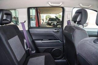 2016 Jeep Compass MK MY16 Sport CVT Auto Stick Black 6 Speed Constant Variable Wagon