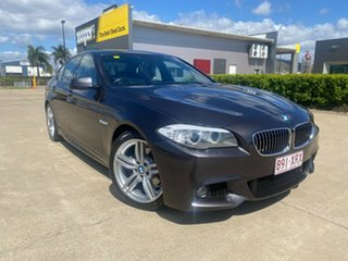 2013 BMW 5 Series F10 MY1112 528i Steptronic Grey/200913 8 Speed Sports Automatic Sedan.