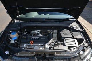 2012 Audi A3 8P MY12 Sportback 1.8 TFSI Ambition Black 7 Speed Auto Direct Shift Hatchback