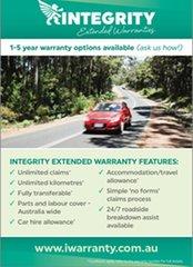 2010 Hyundai iMAX TQ-W Selectronic White 5 Speed Sports Automatic Wagon