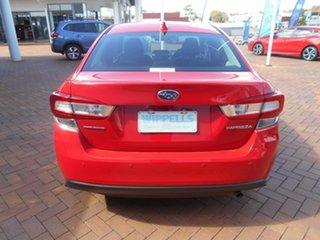 2021 Subaru Impreza MY21 2.0I Premium (AWD) Pure Red Continuous Variable Sedan