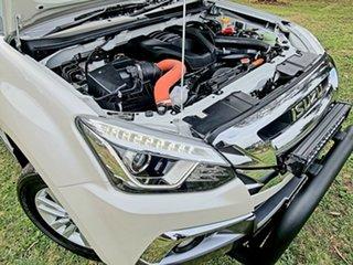 2018 Isuzu MU-X MY18 LS-T Rev-Tronic 4x2 White 6 Speed Sports Automatic Wagon