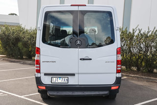 2017 Mercedes-Benz Sprinter NCV3 313CDI Low Roof SWB 7G-Tronic White 7 Speed Sports Automatic Van