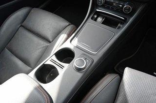 2016 Mercedes-Benz A-Class W176 807MY A250 D-CT 4MATIC Sport Black 7 Speed