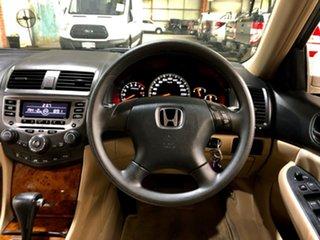 2005 Honda Accord 7th Gen VTi Beige 5 Speed Automatic Sedan