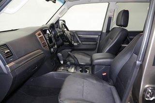 2014 Mitsubishi Pajero NX MY15 GLS Ironbark 5 Speed Sports Automatic Wagon