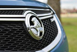2012 Holden Cruze JH Series II MY12 SRi Blue 6 Speed Manual Sedan