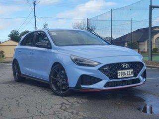 2021 Hyundai i30 Pde.v4 MY22 N D-CT Performance Blue 8 Speed Sports Automatic Dual Clutch Hatchback.