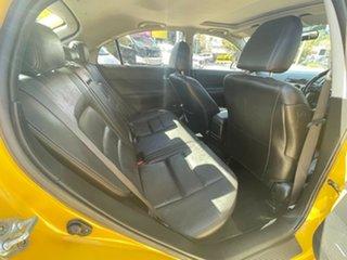 2005 Mazda 6 GG1032 Luxury Sports Yellow 5 Speed Sports Automatic Hatchback