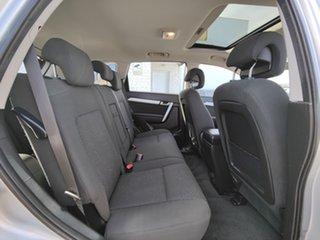 2013 Holden Captiva CG Series II MY12 7 AWD CX Silver 6 Speed Sports Automatic Wagon