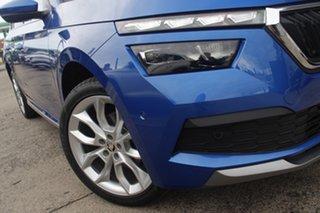 2021 Skoda Kamiq NW MY21 110TSI DSG FWD Limited Edition White 7 Speed Sports Automatic Dual Clutch.