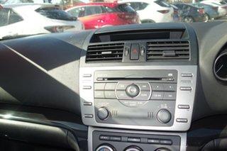 2009 Mazda 6 GH1051 MY09 Luxury Sports Black 5 Speed Sports Automatic Hatchback