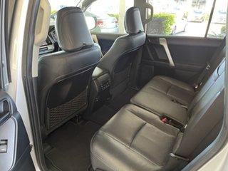 2018 Toyota Landcruiser Prado GDJ150R GXL Silver/310718 6 Speed Sports Automatic Wagon