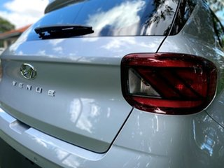 2021 Hyundai Venue QX.V3 MY21 Active Typhoon Silver 6 Speed Automatic Wagon