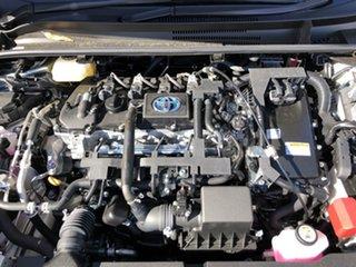 2020 Toyota Corolla ZWE211R SX E-CVT Hybrid Silver Pearl 10 Speed Constant Variable Sedan Hybrid