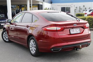 2016 Ford Mondeo MD Ambiente Ruby Red 6 Speed Sports Automatic Dual Clutch Hatchback.