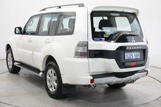 2019 Mitsubishi Pajero NX MY19 GLX White 5 Speed Sports Automatic Wagon.