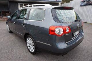 2010 Volkswagen Passat Type 3C MY10.5 118TSI DSG Icelandic Grey 7 Speed Sports Automatic Dual Clutch.
