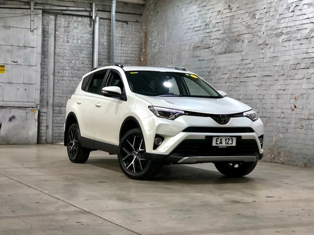 Used Toyota RAV4 ZSA42R GXL 2WD Mile End South, 2017 Toyota RAV4 ZSA42R GXL 2WD White 7 Speed Constant Variable Wagon