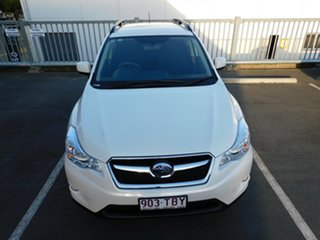 2013 Subaru XV G4X MY13 2.0i Lineartronic AWD White 6 Speed Constant Variable Wagon