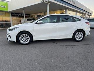 2019 Kia Cerato Hatch S Clear White Sports Automatic Hatchback