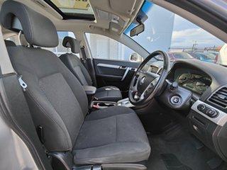 2013 Holden Captiva CG Series II MY12 7 AWD CX Silver 6 Speed Sports Automatic Wagon.