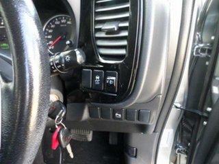 2014 Mitsubishi Outlander ZJ MY14 ES (4x2) Grey Continuous Variable Wagon