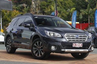 2015 Subaru Outback B6A MY15 2.5i CVT AWD Premium Grey 6 Speed Constant Variable Wagon.