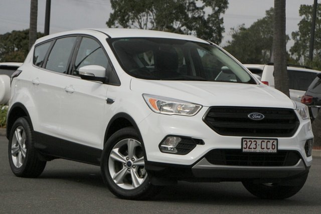 Used Ford Escape ZG Ambiente North Lakes, 2016 Ford Escape ZG Ambiente White 6 Speed Manual SUV