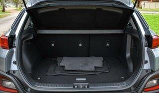 2020 Hyundai Kona OS.3 MY20 Active 2WD Grey 6 Speed Sports Automatic Wagon