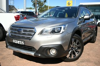 2016 Subaru Outback MY16 3.6R AWD Bronze Continuous Variable Wagon.