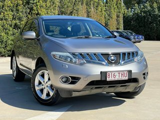 2009 Nissan Murano Z51 ST Grey 6 Speed Constant Variable Wagon.