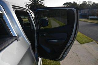 2018 Mitsubishi Triton MQ MY18 GLS (4x4) Silver 6 Speed Manual Dual Cab Utility