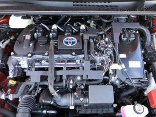 2020 Toyota Corolla ZWE211R SX E-CVT Hybrid Feverish Red 10 Speed Constant Variable Hatchback Hybrid