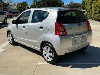 2009 Suzuki Alto GF GL Silver 4 Speed Automatic Hatchback