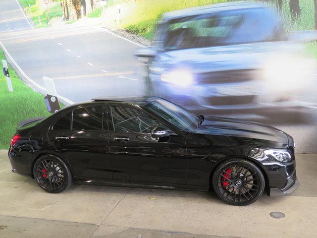 Used Mercedes-AMG C63 S C Edition 1 Osborne Park, 2015 Mercedes-AMG C63 S C Edition 1 7 Speed Automatic Sedan