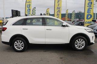 2018 Kia Sorento UM MY18 Si AWD Clear White 8 Speed Sports Automatic Wagon