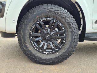 2020 Ford Ranger PX MkIII 2020.75MY Wildtrak Arctic White 10 Speed Sports Automatic