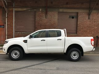 2020 Ford Ranger PX MkIII 2020.25MY XL White 6 Speed Sports Automatic Double Cab Pick Up