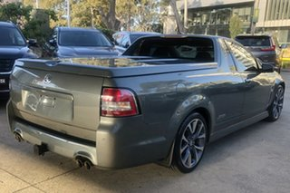 2014 Holden Ute VF MY15 SS V Ute Prussian Steel Grey 6 Speed Sports Automatic Utility