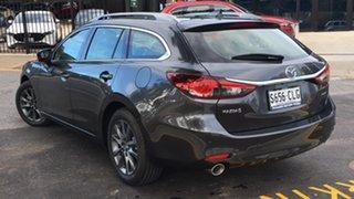 2021 Mazda 6 GL1033 Sport SKYACTIV-Drive Machine Grey 6 Speed Sports Automatic Wagon.