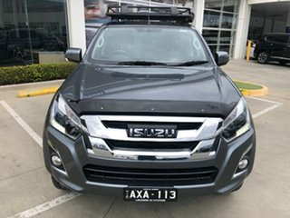 2018 Isuzu D-MAX MY18 LS-M Crew Cab Graphite Grey 6 Speed Sports Automatic Utility.