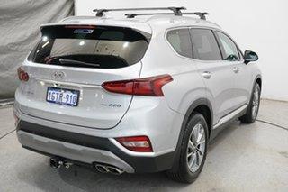 2019 Hyundai Santa Fe TM MY19 Elite Typhoon Silver 8 Speed Sports Automatic Wagon