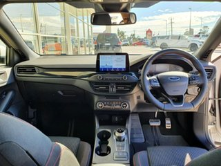 2020 Ford Focus SA 2020.25MY ST-Line Silver 8 Speed Automatic Hatchback