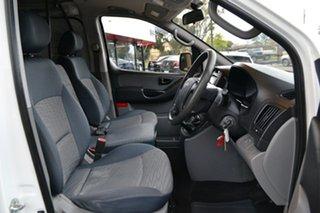 2014 Hyundai iLOAD TQ-V MY14 White 5 Speed Manual Van.