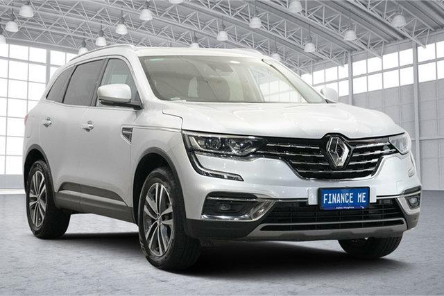 Used Renault Koleos HZG Zen X-tronic Victoria Park, 2019 Renault Koleos HZG Zen X-tronic Silver 1 Speed Constant Variable Wagon