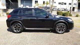 2014 Subaru XV MY14 2.0I-L Black Edition Black Continuous Variable Wagon.