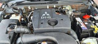 2016 Mitsubishi Pajero NX MY16 Exceed Grey 5 Speed Sports Automatic Wagon.