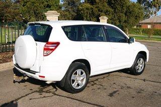 2009 Toyota RAV4 ACA33R CV (4x4) White 4 Speed Automatic Wagon