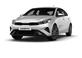 2021 Kia Cerato BD MY22 Sport+ Silky Silver 6 Speed Sports Automatic Hatchback